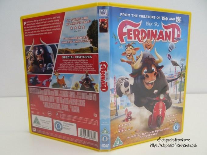 ferdinand film review