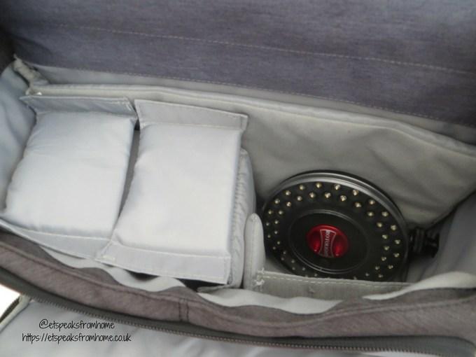 inateck camera case shoulder bag padding