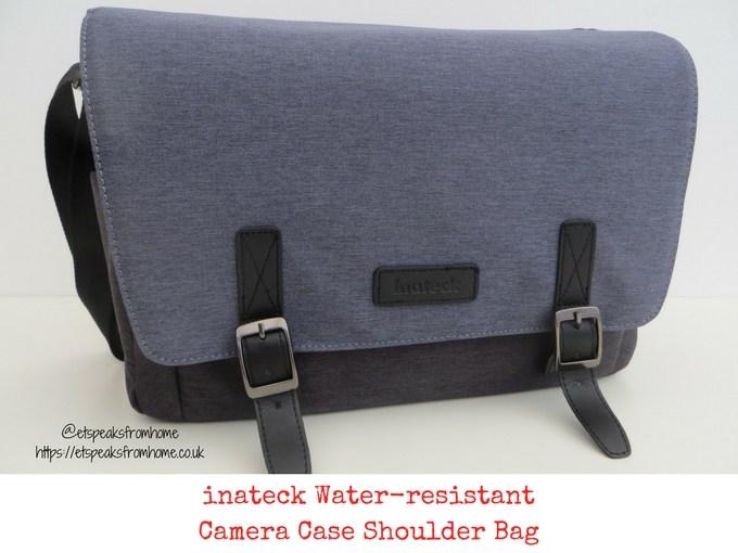 inateck camera case shoulder bag review
