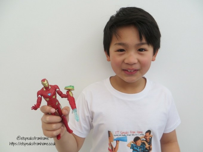 iron man 6 inch review