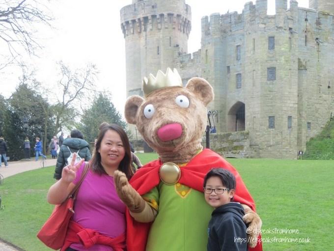 warwick castle 950 anniversary 2018 rattus rattus