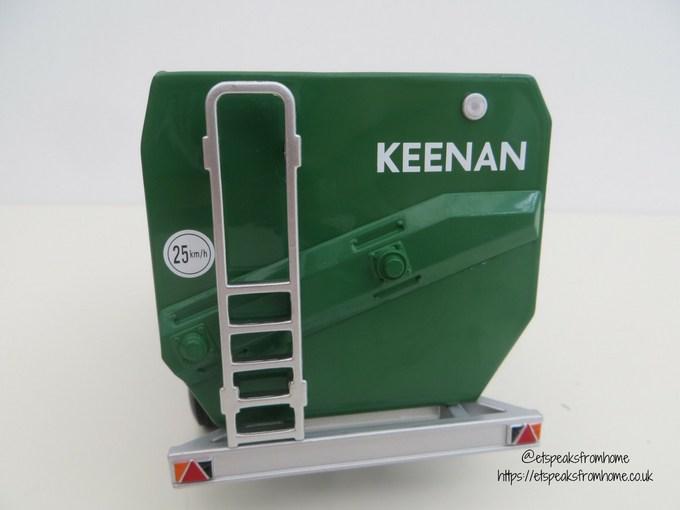 Britains Keenan MechFiber 365 back