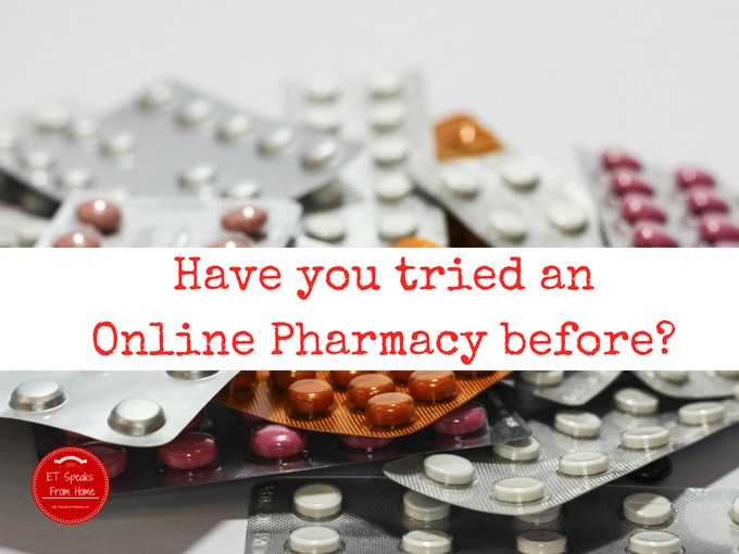Have you tried an Online Pharmacy before