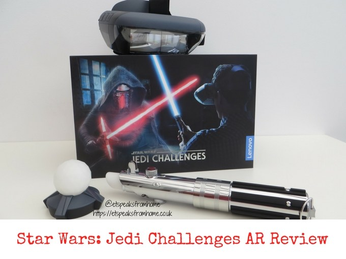 Star Wars Jedi Challenges AR Review