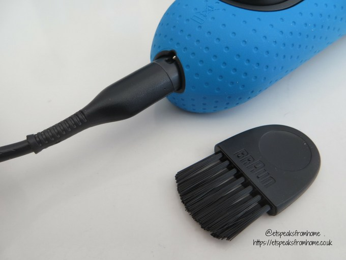 Braun Series 3 ProSkin Shaver brush