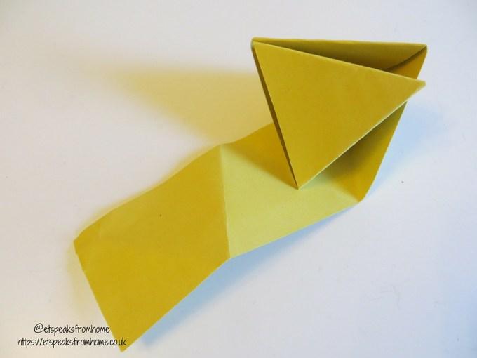 Dumpling Craft paper folding