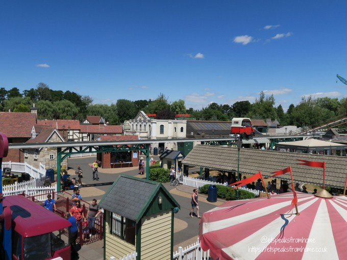 Celebrating 10th Anniversary of Thomas Land from top