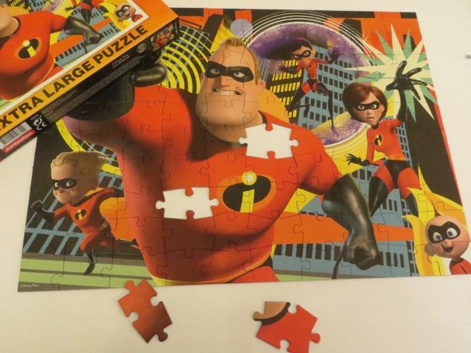 Jumbo Incredibles 2 Puzzles 100xl