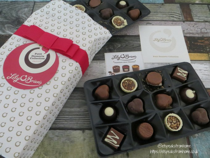 Last-Minute Gift Ideas for Teachers lily obriens chocolate