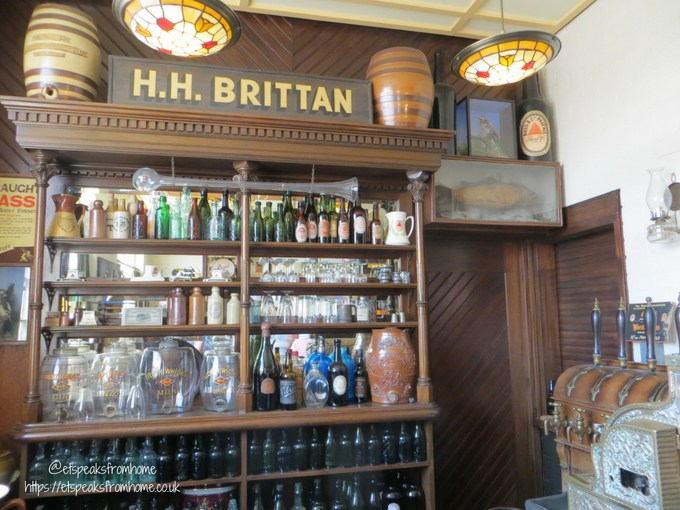 Tour of National Brewery Centre Museum pub