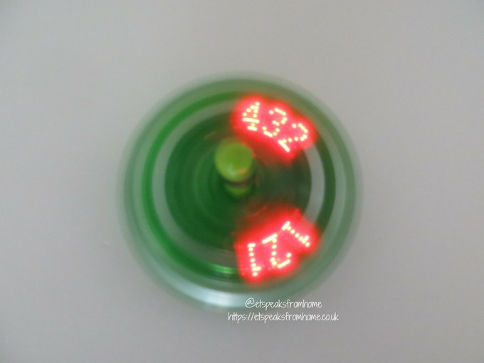 i-Top Electronic Spinning Top Game score