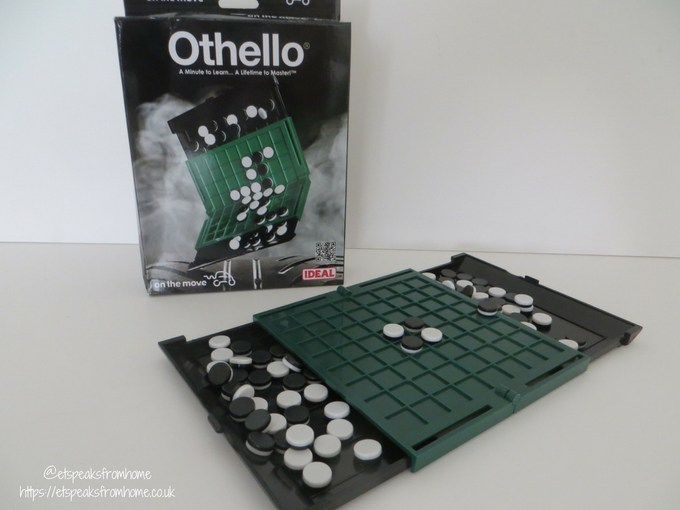 john adams travel games - othello