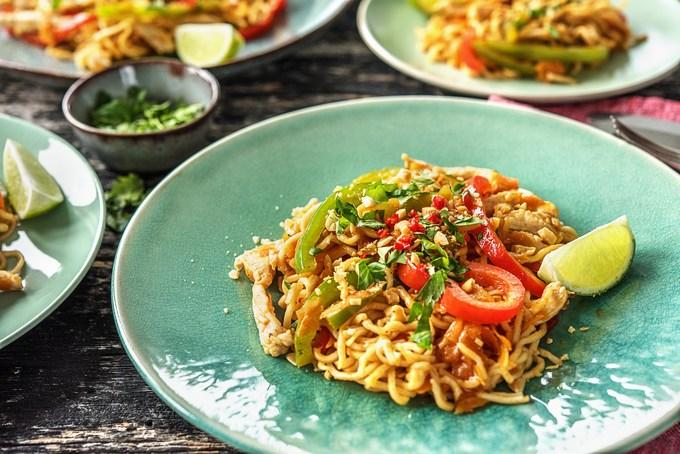 Asian Turkey Stir Fry