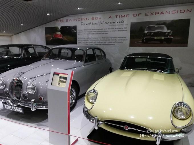 Coventry Transport Museum jaguar
