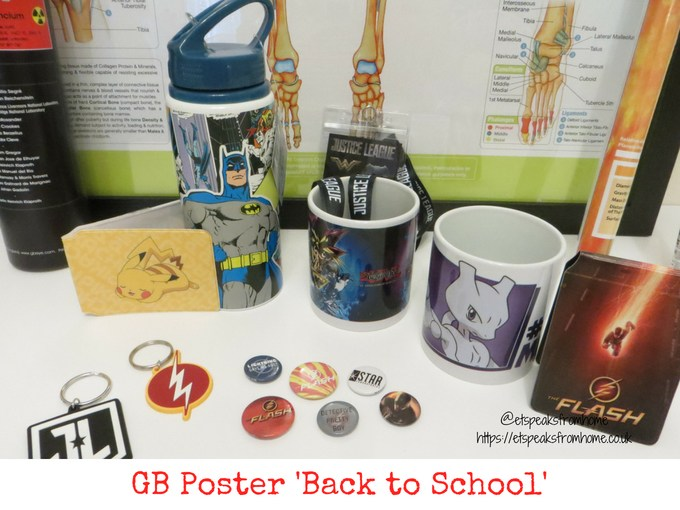 GB posters back to school review