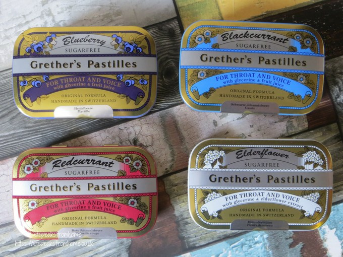 Grether's Pastilles Review sugar free