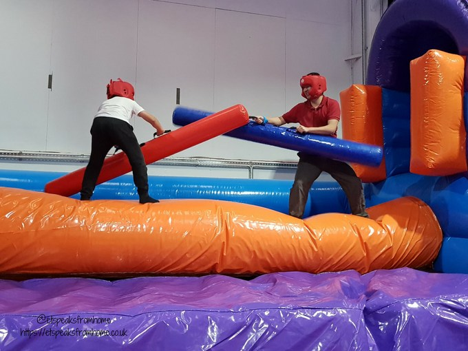 Inflata Nation Birmingham Inflata Bash