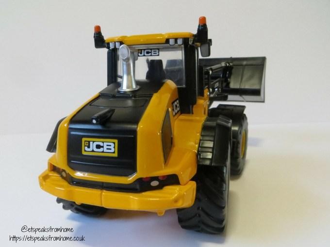 JCB Wheeled Loading Shovel back