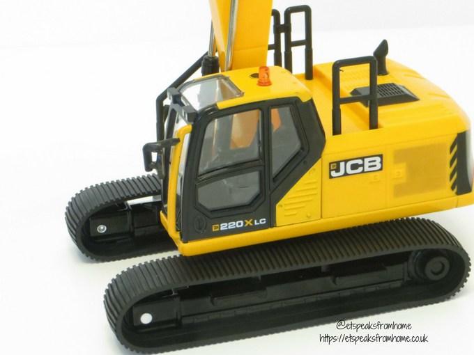 JCB X Series driver