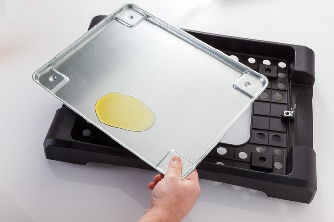 Judge table top Non-Stick Griddle 1500W - Oil