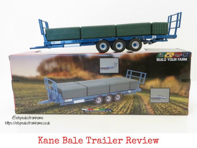 Kane Bale Trailer Review