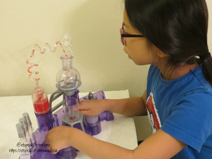 Project Mc2 Perfume Maker mixing