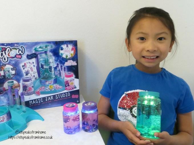 So Glow DIY Magic Jar Studio large jar