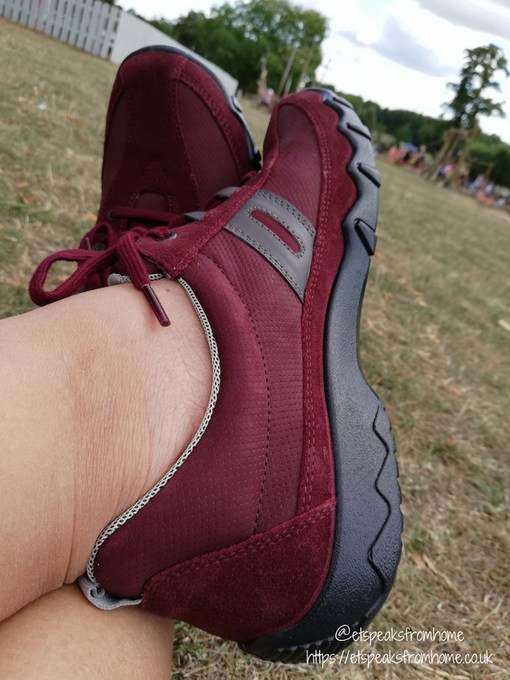 hotter leanne shoe outdoor