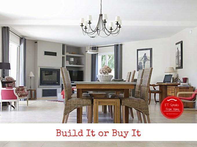 Build It or Buy It