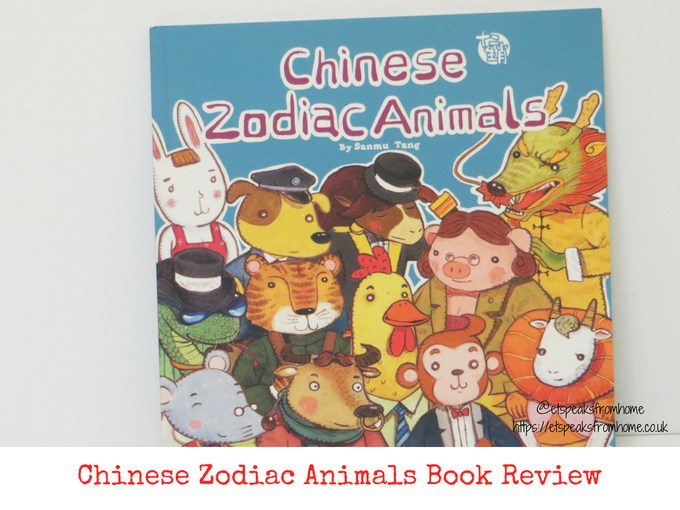Chinese Zodiac Animals Book Review