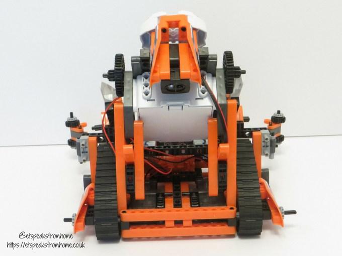 Clementoni RoboMaker Pro X5 Droid back