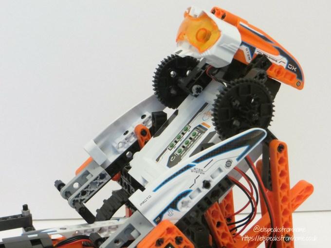 Clementoni RoboMaker Pro X5 Droid side