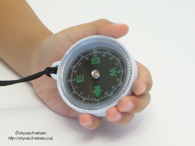 Discovery Young Explorer kit compass