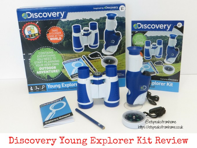 Discovery Young Explorer kit review