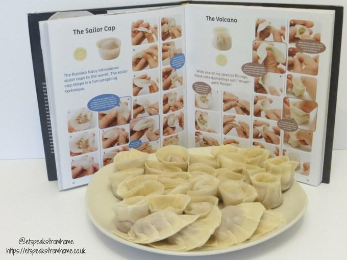 Gyoza The Ultimate Dumpling wrapping
