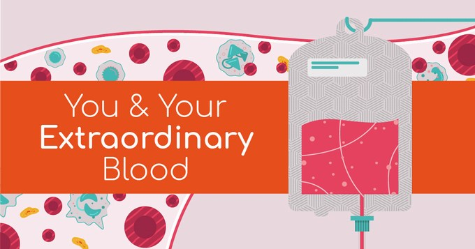 Save Life by Giving Your Extraordinary Blood