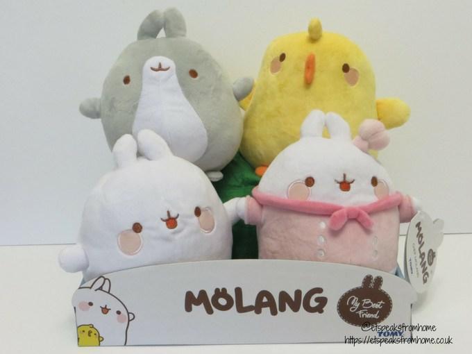 Tomy Molang Plush
