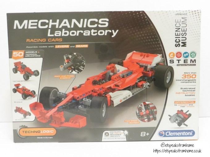 clementoni Mechanics Laboratory Grand Prix