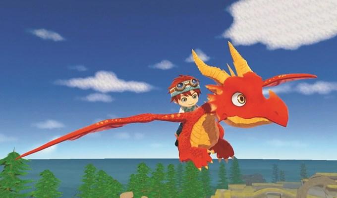 little dragons Café dragon