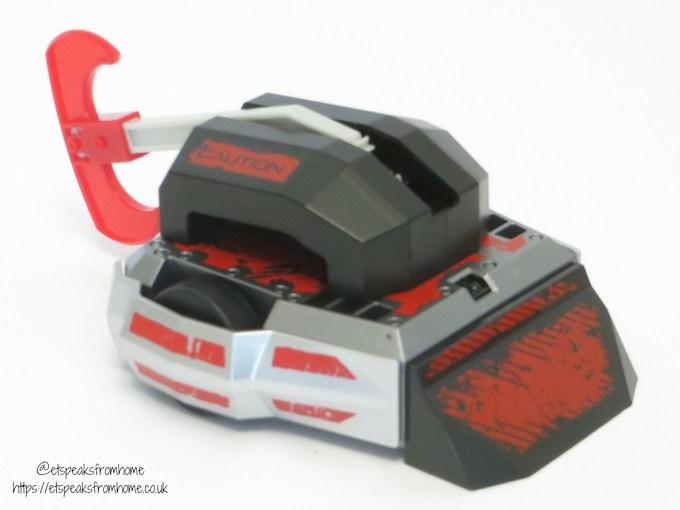 Hexbug Robot Wars royal pain