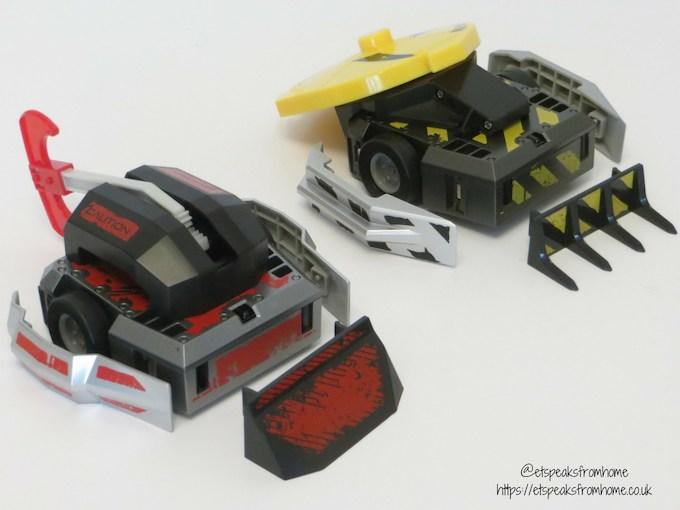 Hexbug Robot Wars