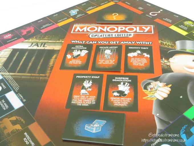Monopoly cheaters edition broad