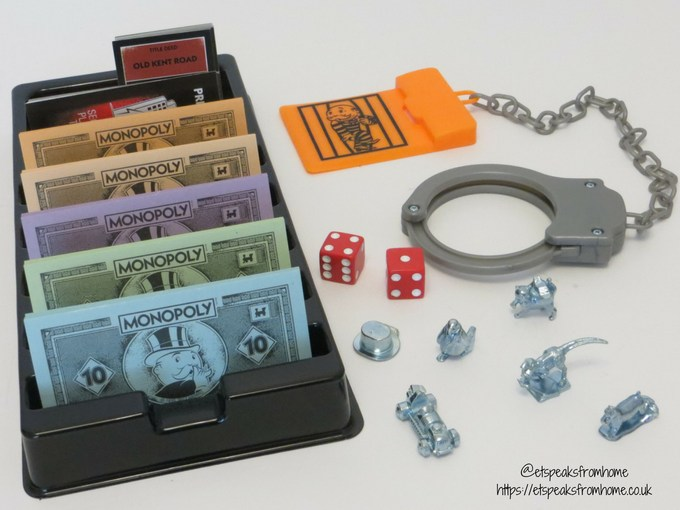 Monopoly cheaters edition money