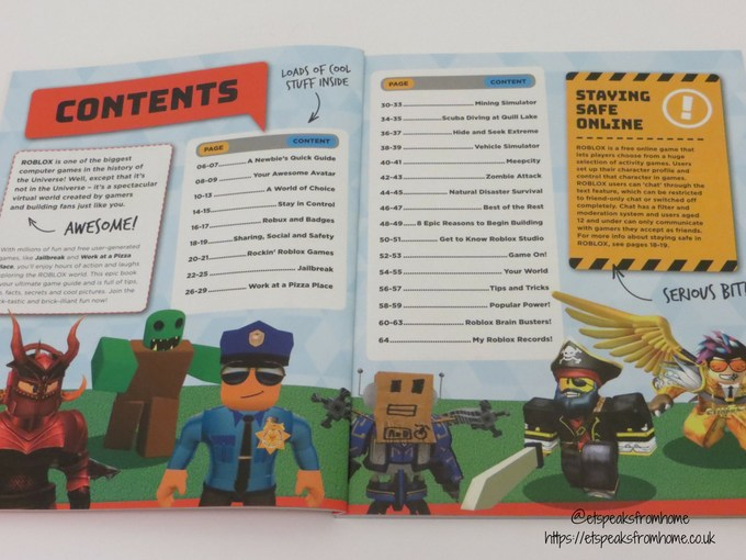 Roblox Master Gamers Guide Et Speaks From Home - roblox master gamers guide by kevin pettman paperback