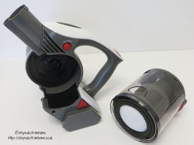Russell Hobbs Sabre Vacuum filter