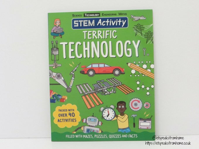 STEM Activity Terrific Technology