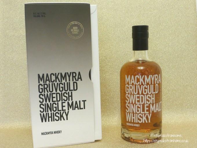 Mackmyra Gruvguld is a Swedish Single Malt whisky
