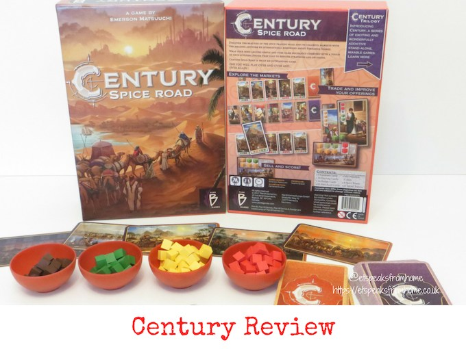 century spice road game review