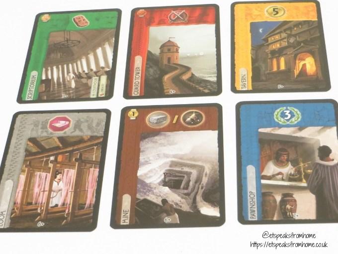 7 wonders game age cards