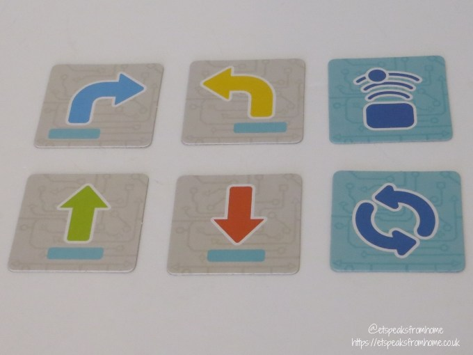 Botley The Coding Robot coding cards